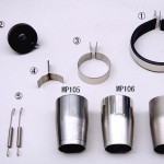 ORIGINAL SILENCER Fitting Parts-1