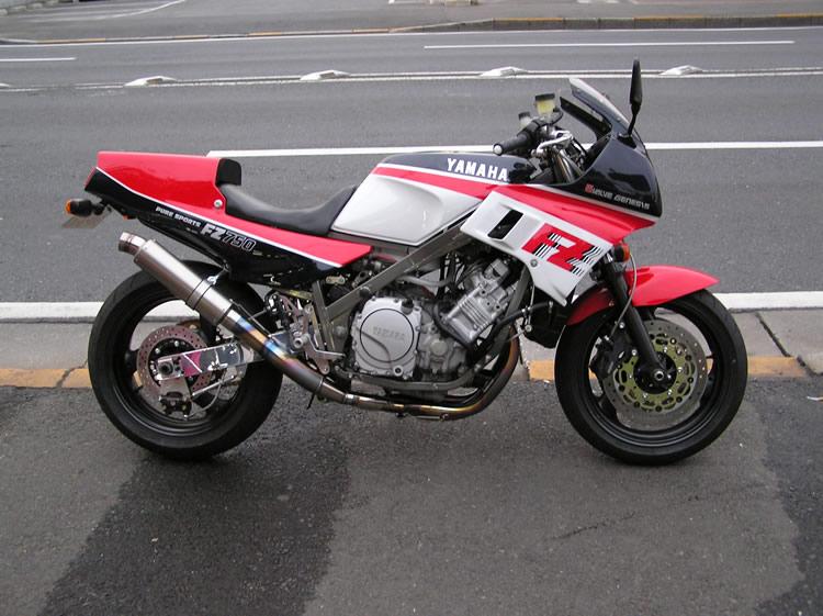 Yamaha Fz  Race Parts